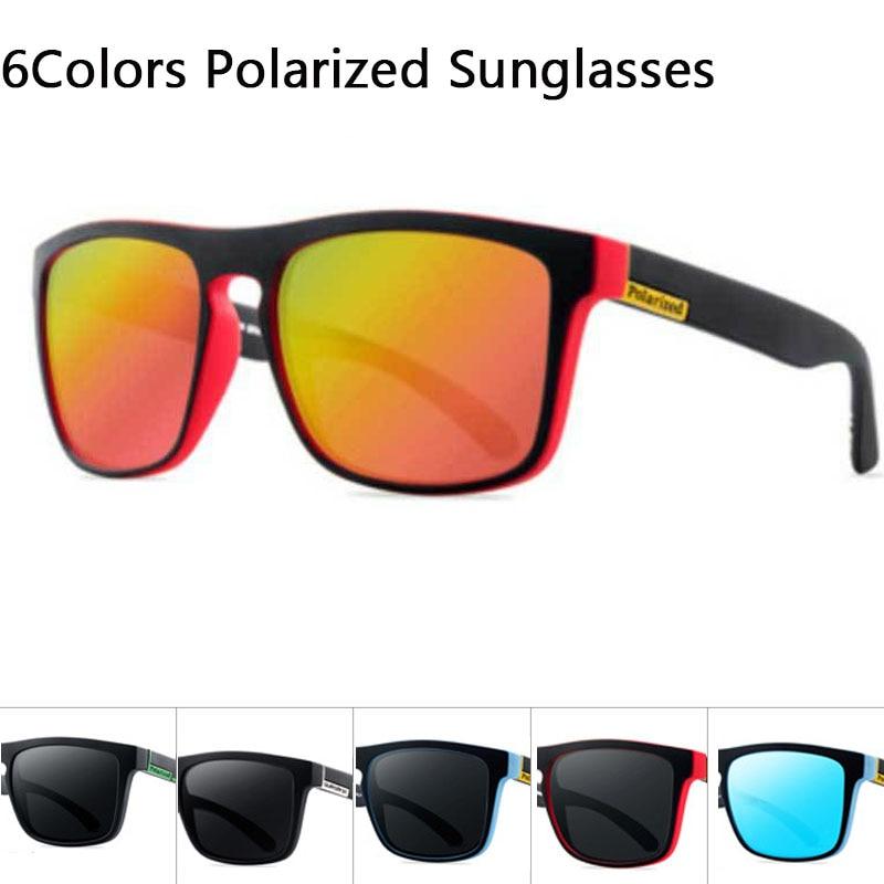 2020 NEW Polarized Sunglasses Men's Driving Shades Male Sun Glasses for Men Retro Cheap Luxury Brand