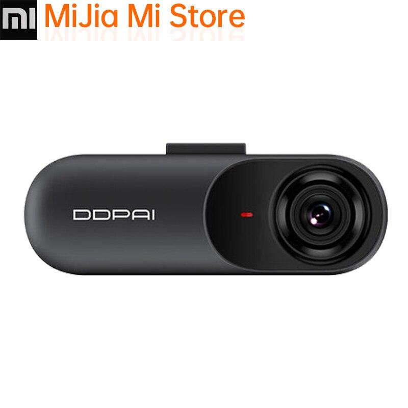 Xiaomi Mijia DDPai Mola N3 Dash Cam WiFi 1600P HD Car DVR Camera APP Control Car Camera Auto Video Recorder 140 Wide Angle
