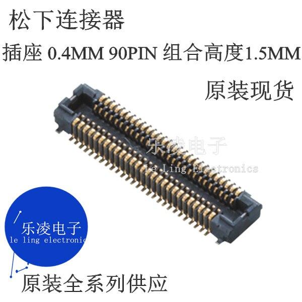 شحن مجاني 0.4 مللي متر 90P AXT390164 90PIN الشركة العامة للفوسفات 10 قطعة