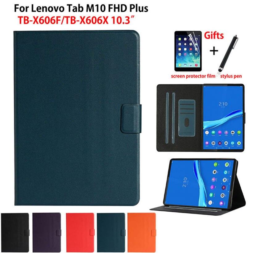 Funda para Lenovo Tab M10 FHD Plus 10,3 Funda TB-X606F TB-X606X Funda...