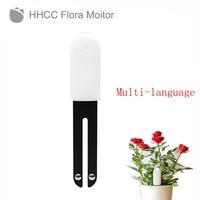 Original HHCC Flower Monitor Plants Soil Water Light Smart Tester For Xiaomi Mi Home Control Flora Sensor Garden Flower Sensor