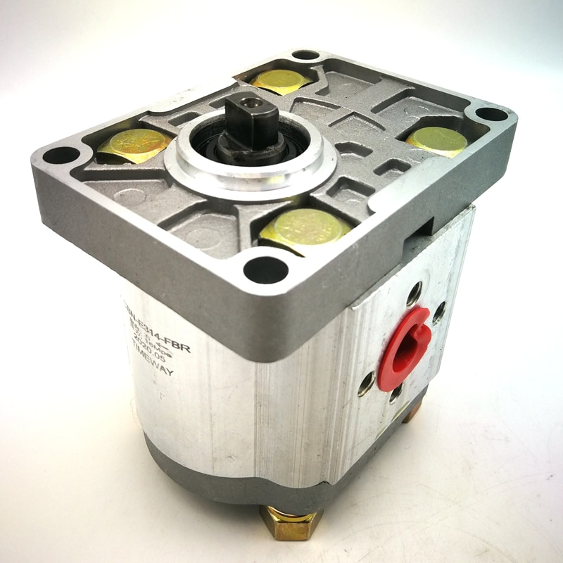 Bomba de engranaje hidráulico CBN-E312-FBR CBN-F312-FBR CBN-E314-FBR CBN-F314-FBL bomba de aceite de alta presión fabricantes 200bar de buena calidad