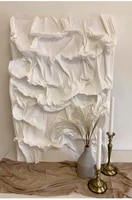 pleated fabric 3d diy handmade cloth for wedding background board scene layout birthday backdrops arch wall crafts decoration