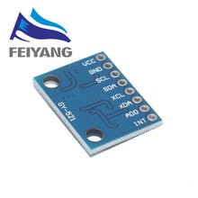 10 قطعة GY 521 MPU 6050 MPU6050 وحدة 3 محور الدوران أجهزة الاستشعار التناظرية + 3 المحور التسارع وحدة الدوائر المتكاملة    -