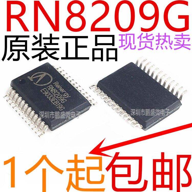New 5pcs/  RN8209G RN8209 SSOP24
