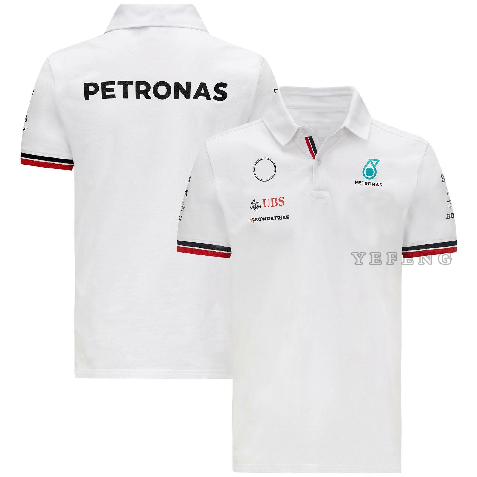 temporada-2021-solapa-de-polo-petronas-motorsport-f1-equipo-de-carreras-gp-los-hombres-transpirable-pantalon-corto-casual-camiseta-de-manga-verano-ventilador-del-coche