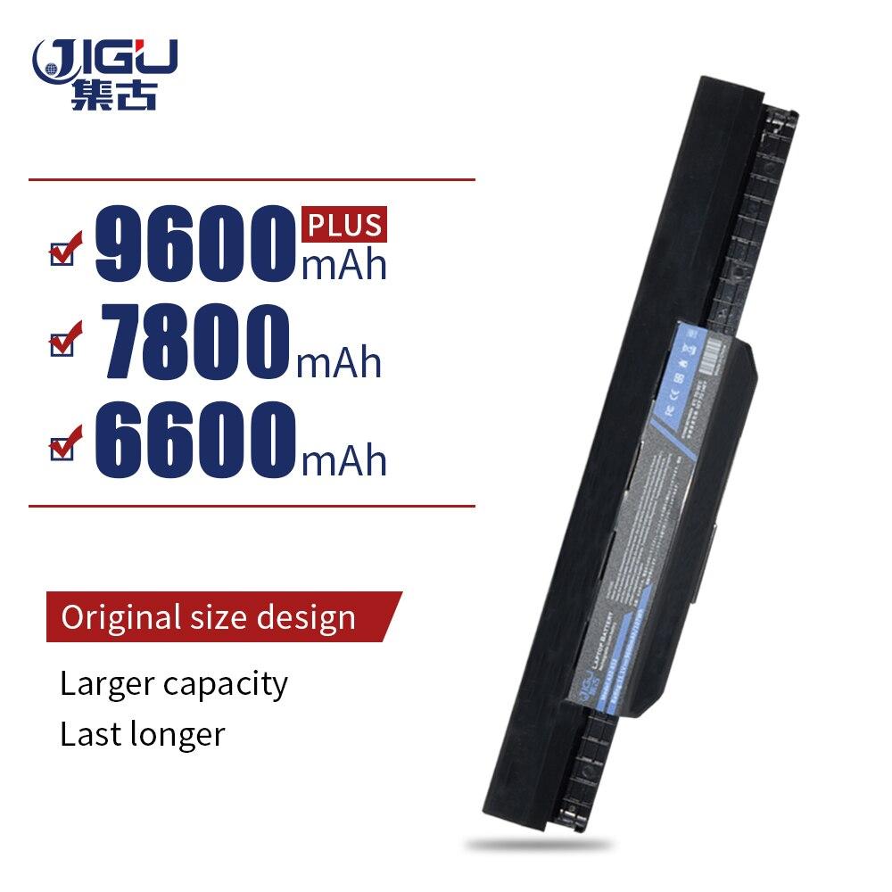 JIGU batería del ordenador portátil para Asus K53B P53E X43U P53S P43S A53E K43E P53J X43V X54LY P53JC P43SL P43JC A54HY K43BY K53BY
