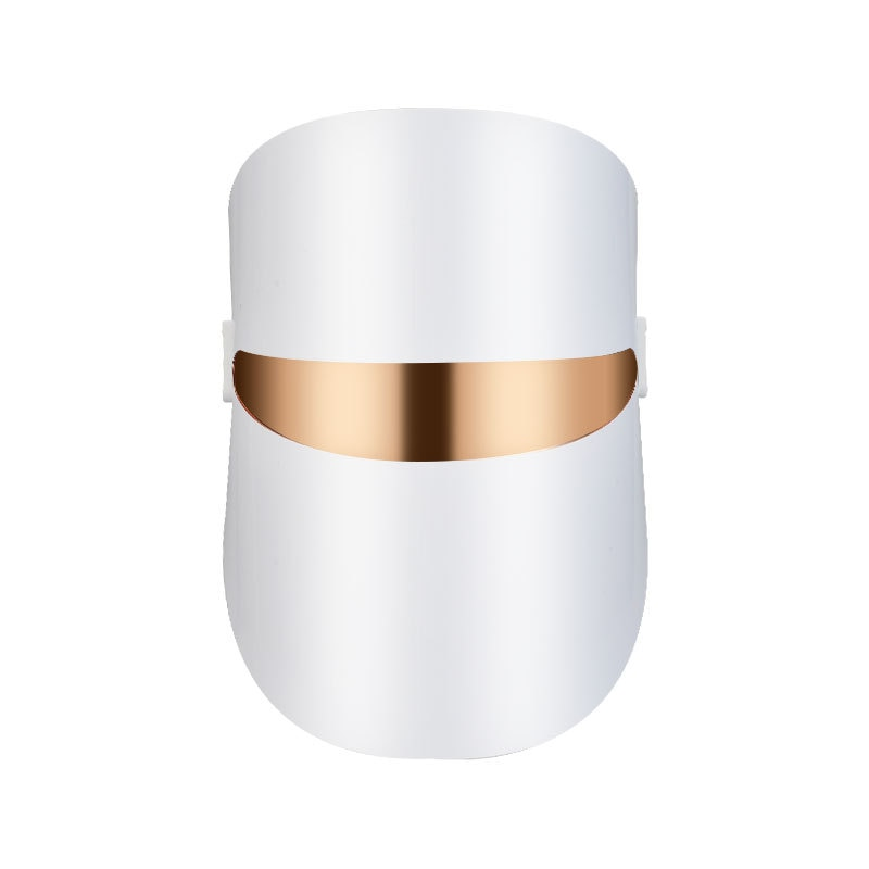 Máscara de belleza led mejorada fotón máscara instrumentos para el rejuvenecimiento de la piel instrumento de belleza salón de belleza espectrómetro máscara instrumento