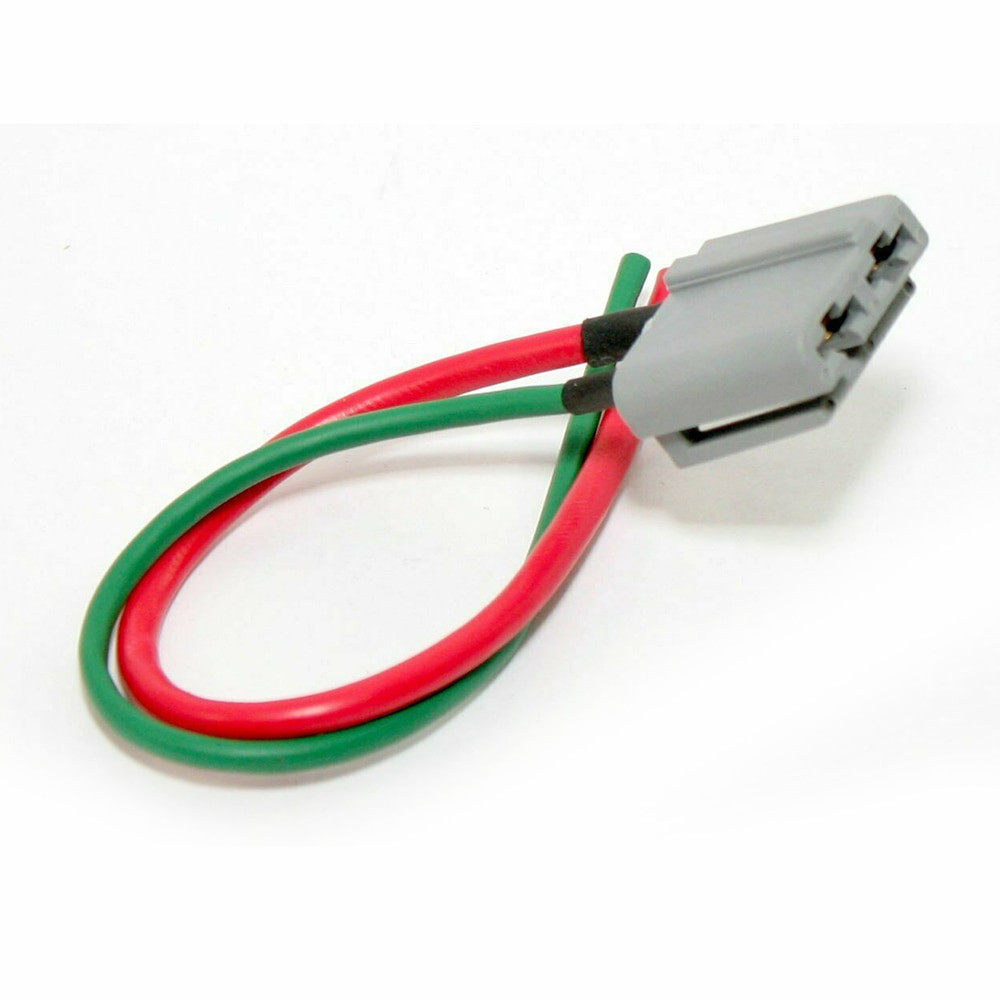 Duplo 12v conector de alimentação plug e tach conector plugue do distribuidor hei trança para cadillac escalade 2009-2010 de alta qualidade