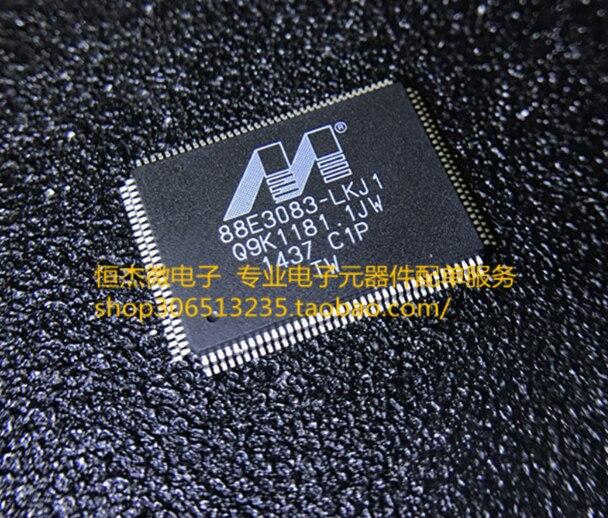 Xinyuan 88E3083-LKJ1 88E3083-LKJ 88E3083 QFP Ethernet оптический трансивер новый бренд в наличии ручка-удерживайте 1 шт.
