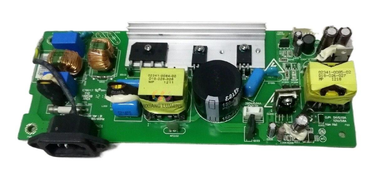 جهاز عرض لوحة امدادات الطاقة الرئيسية يصلح ل Infocus IN112/IN114/IN114ST