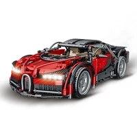 mork 023001 2 high tech supercar series 1225pcs red magic high speed racing car sets building blocks moc bricks educational toys