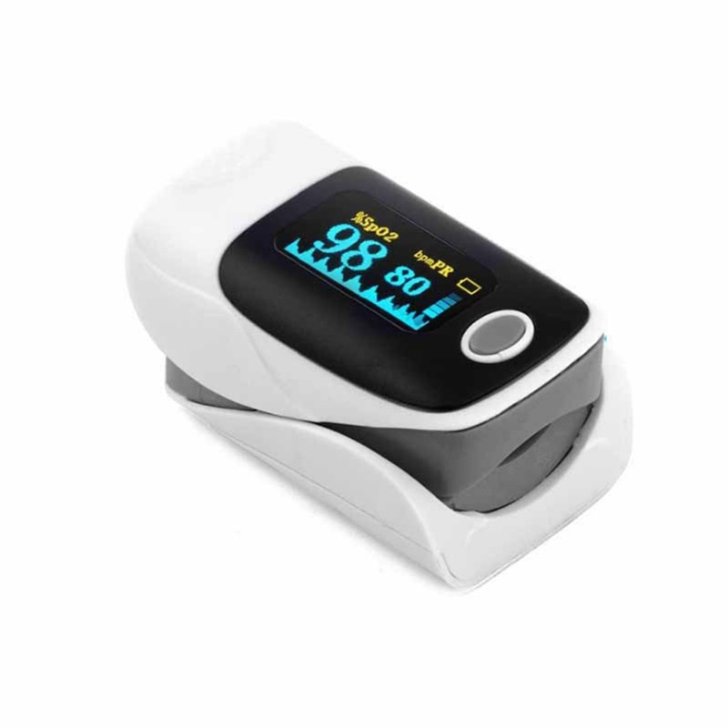 OLED Medical Household Digital Finger Pulse Oximeter Blood Oxygen Saturation Meter heart rate Monitor Health Care tonometer