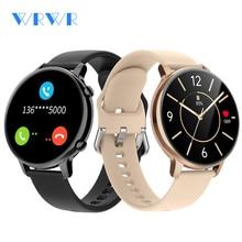 2021 NEW WRWR Smart Watch Bluetooth Call Smartwatch MP3 Music Men Women Waterproof Wristwatch For An
