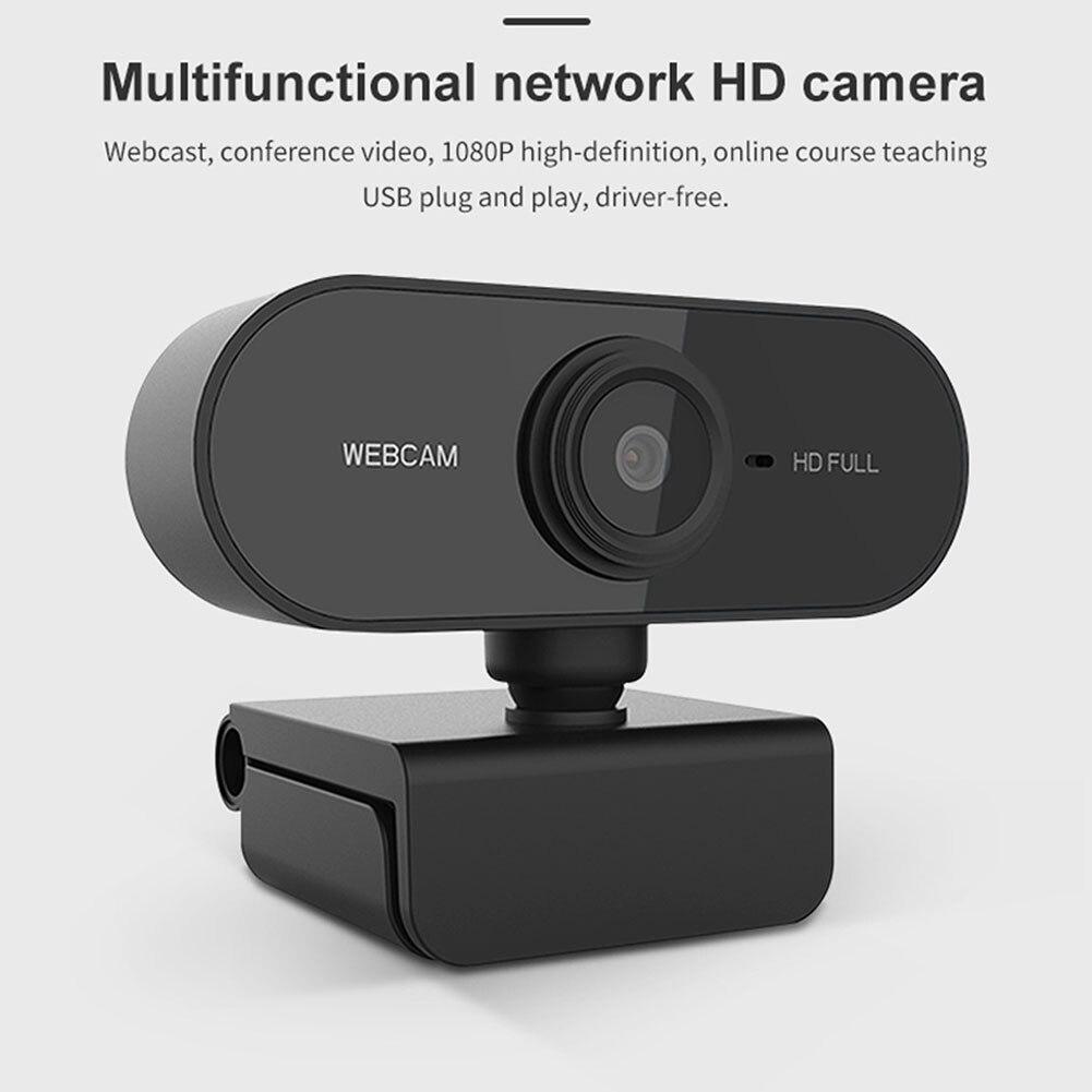 Фото - Веб-камера 1080P веб-Камера С микрофоном веб USB Камера Full HD 1080P камера Веб-камера для ПК компьютер видео в режиме реального времени вызова работ... веб камера
