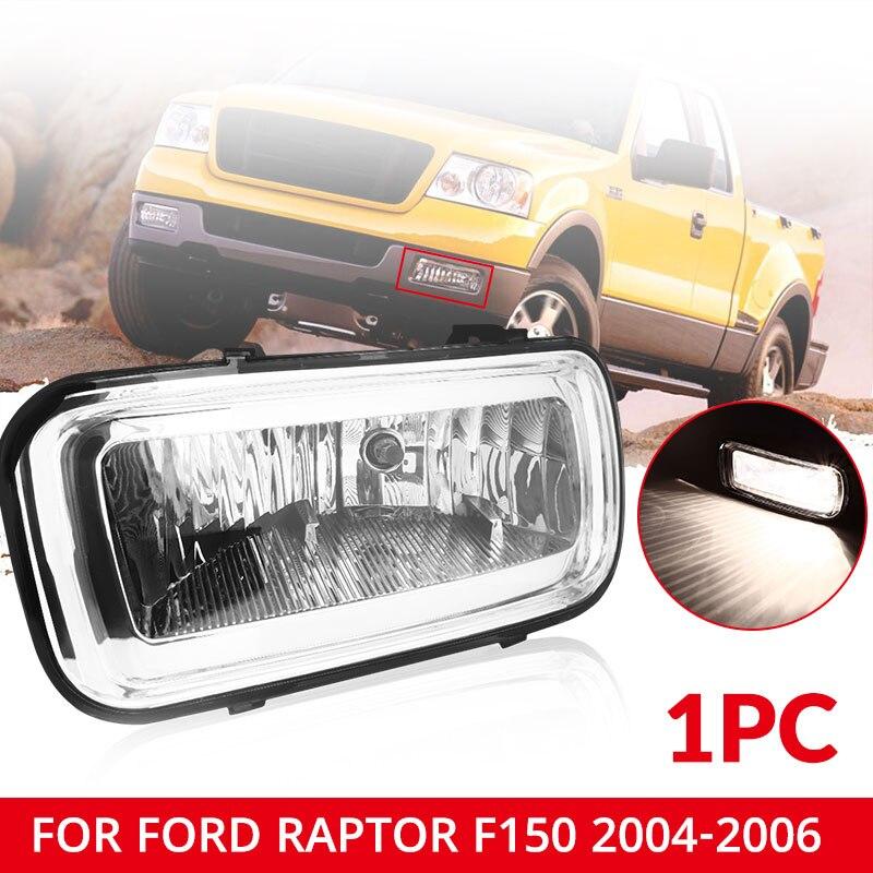 Cbs Abto Voor Ford F150 F-150 2004 2005 Antifog Lichten Voor Auto Mistlamp 42W H10 Bumper Halogeen Lamp licht FO2593209 FO2592209