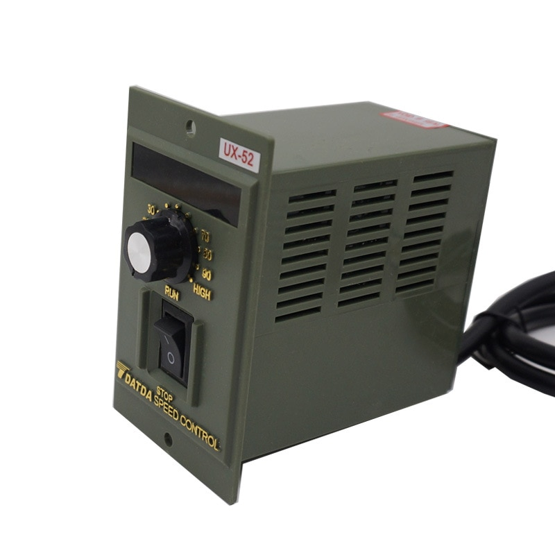 AC 220V 50Hz controlador de velocidad del Motor 6-250W Digital ajustable Stepless...