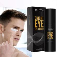 Men Day and Night Anti Firming Eye Cream Skin Care Black Eye Puffiness Fine Lines Wrinkles Face Care