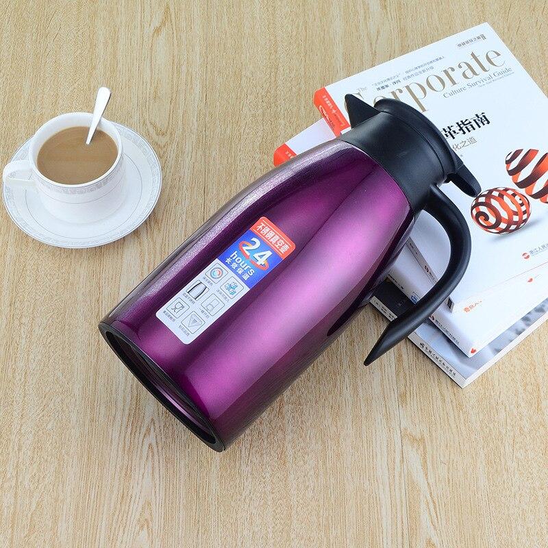 Geetest-حاوية معزولة بالتفريغ ، مزدوجة الجدار ، من الفولاذ المقاوم للصدأ ، للقهوة ، الحليب ، الشاي ، دورق الماء ، قارورة حرارية