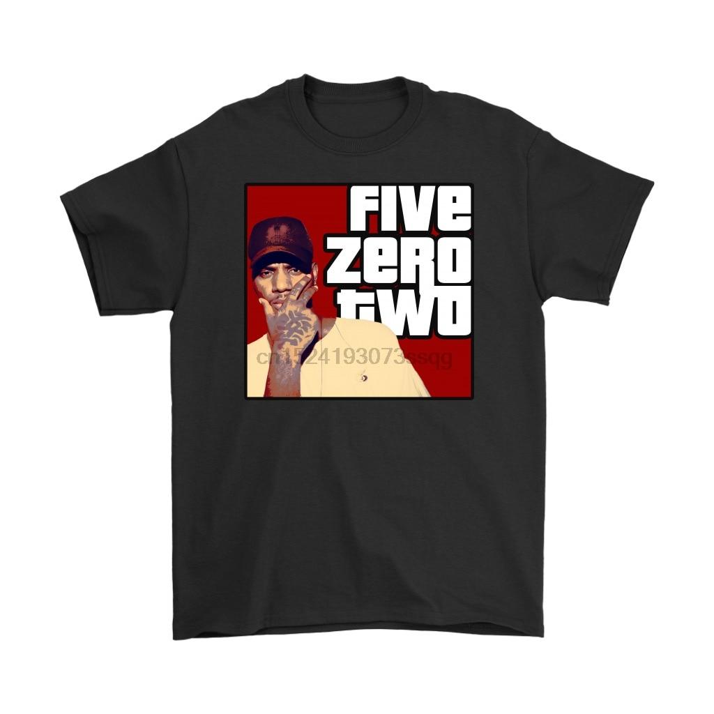 Camiseta rap bryson tiller trapsoul 502