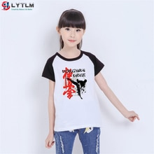 LYTLM t-shirt garçon 14 ans fille   Kyokushin t-shirt Top garçon garçon, Koszulki Meskie bambin t-shirt garçon t-shirt pour enfants