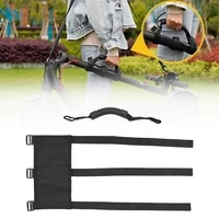 hand carrying handle straps for electric scooter portable skateboard handle band belt webbing hook for xiaomi m365 pro es1 es2