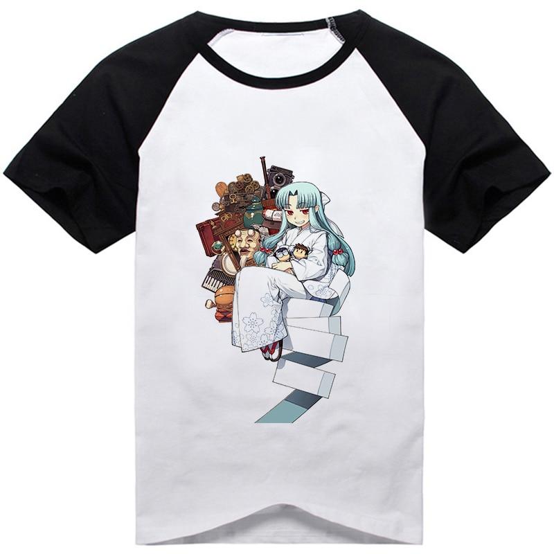 Novo anime tsugu tsugumomo cosplay camisa kiriha kagami kazuya verão praia festa camiseta
