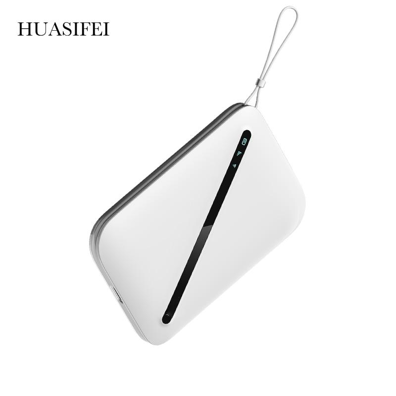 HUASIFEI Original New Unlock 4G LTE WIFI Router 150Mbps Mobile Broadband Hotspot SIM Unlocked Wifi Modem 2.4G Wireless Router