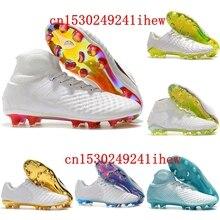 2020 pas cher Original en plein air noir Superflys FG chaussures de Football haut Football bottes hommes hauts crampons