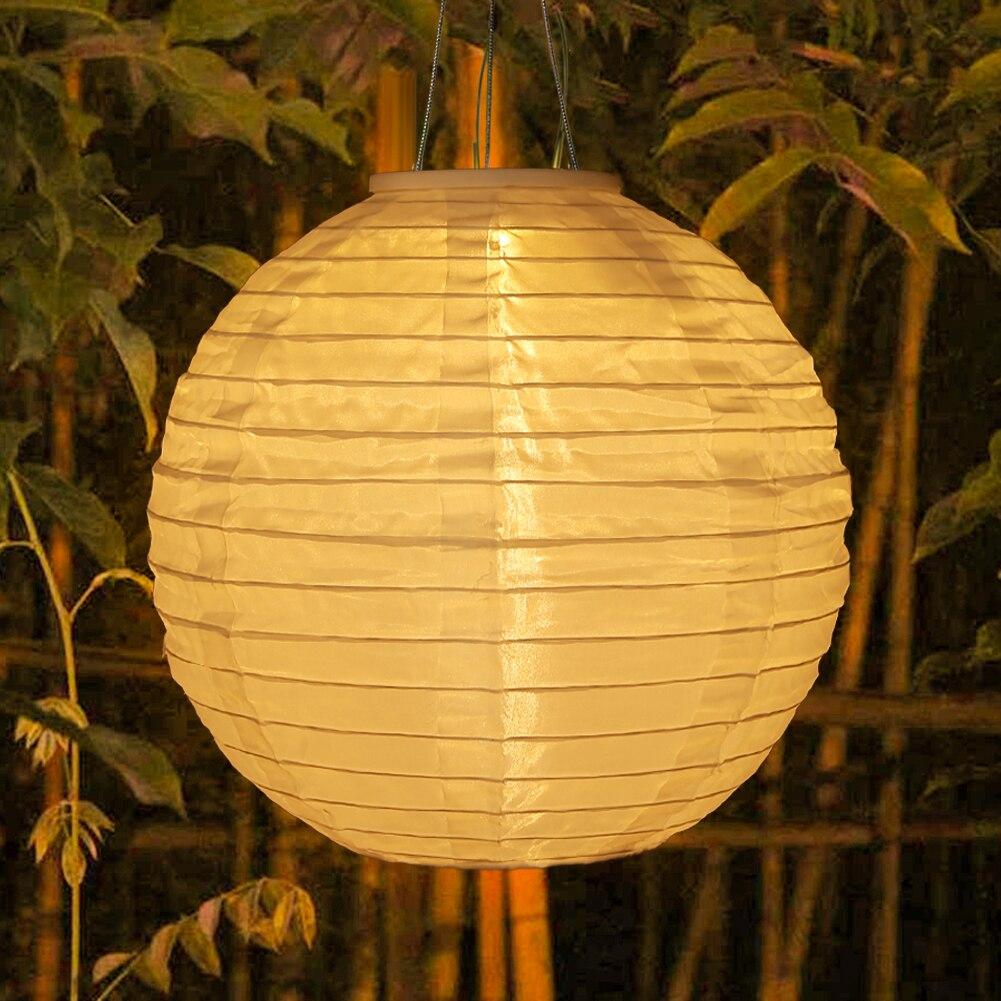 2 pces festival solar decoracao da lampada auto pendurado lanterna ao ar livre a