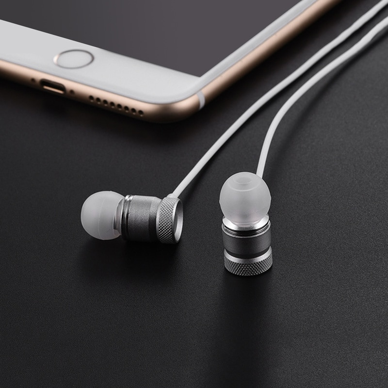 Na orelha usb tipo-c fone de ouvido microfone metal wired heeadhones para letv leeco le 2 pro max 2 fones de ouvido para huawei para iphone