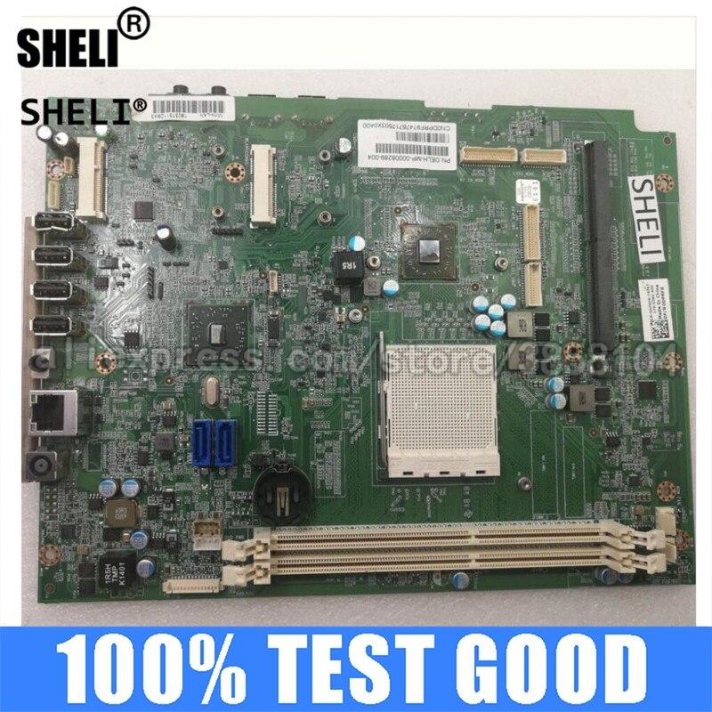 SHELI todo para Dell D2305 placa base DDR3 Inspiron Intel in One DPRF9 0DPRF9 CN-0DPRF9 integrado