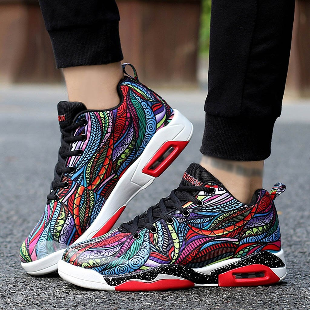 Weave Shoes Slip-on Sandals PU Couple Outdoor Lace-Up Casual Sports Shoes Run Breathable Shoes Sneak