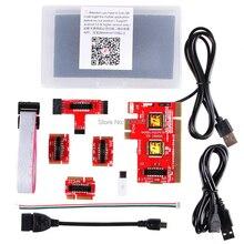USB/PCI/PCIE/MiniPCIE/LPC/EC tarjeta analizadora de diagnóstico de la placa base del ordenador para PC Notebook laptop y teléfono inteligente