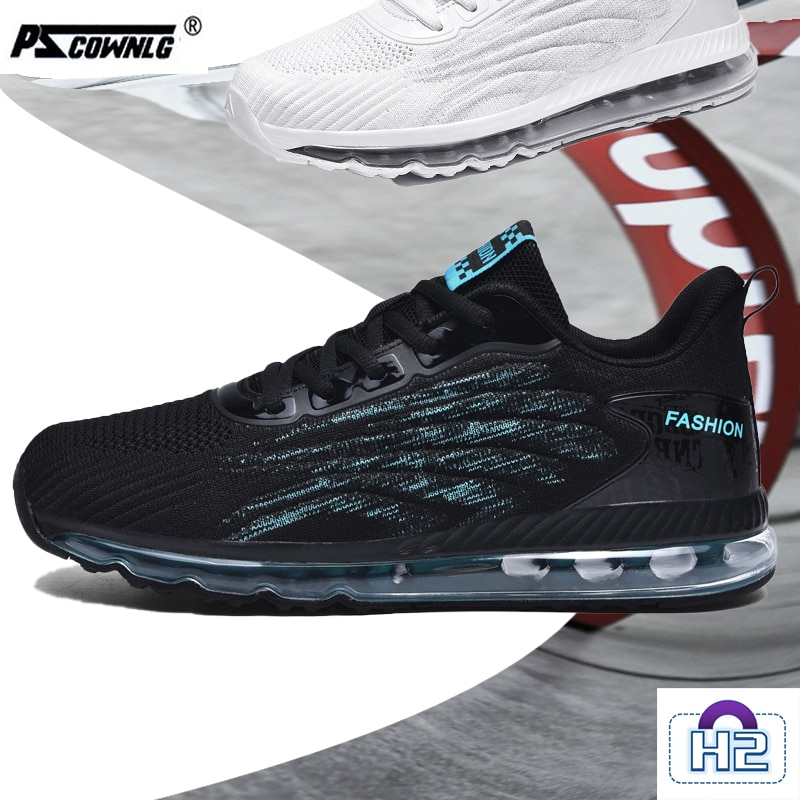 Walking Shoes Pscownlg Professional Running Shoes Men Walking Sneakers High Quality Shoes Ultra Light Air Cushion Running Shoes 2021blade walking shoes running shoes men walking sneakers high quality walking shoes light weight mens sneakers yz580 h2