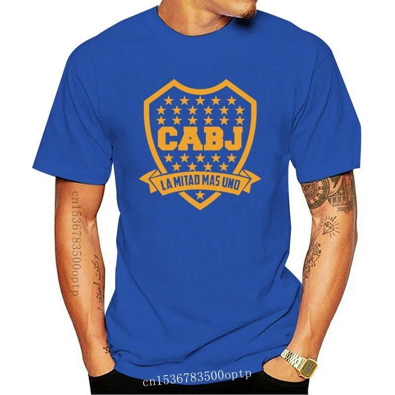 Los nuevos hombres t Camisa ventilador Camiseta Argentina Boca Camisa Estadio Alberto...