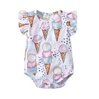 baby bodysuit newborn clothes baby girl clothes summer 2018 infant short sleeves 0 24m girl boy romper baby girl bodysuits
