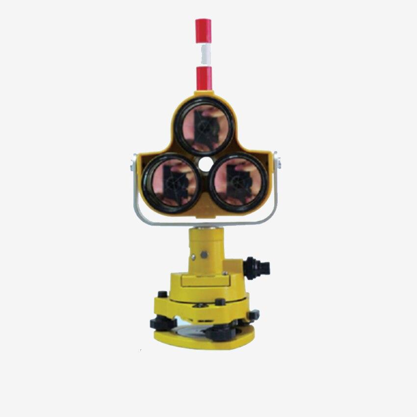 Набор оптических призм Sokkia, набор оптических призм для общей станции, адаптер для призмы/трибраха, оборудование для съемки, призмовая систе...