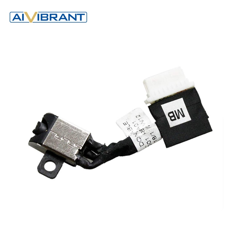 DC Power Jack Cable For Dell Inspiron 5480 5488 5485 5580 5585 / Vostro 5481 5581