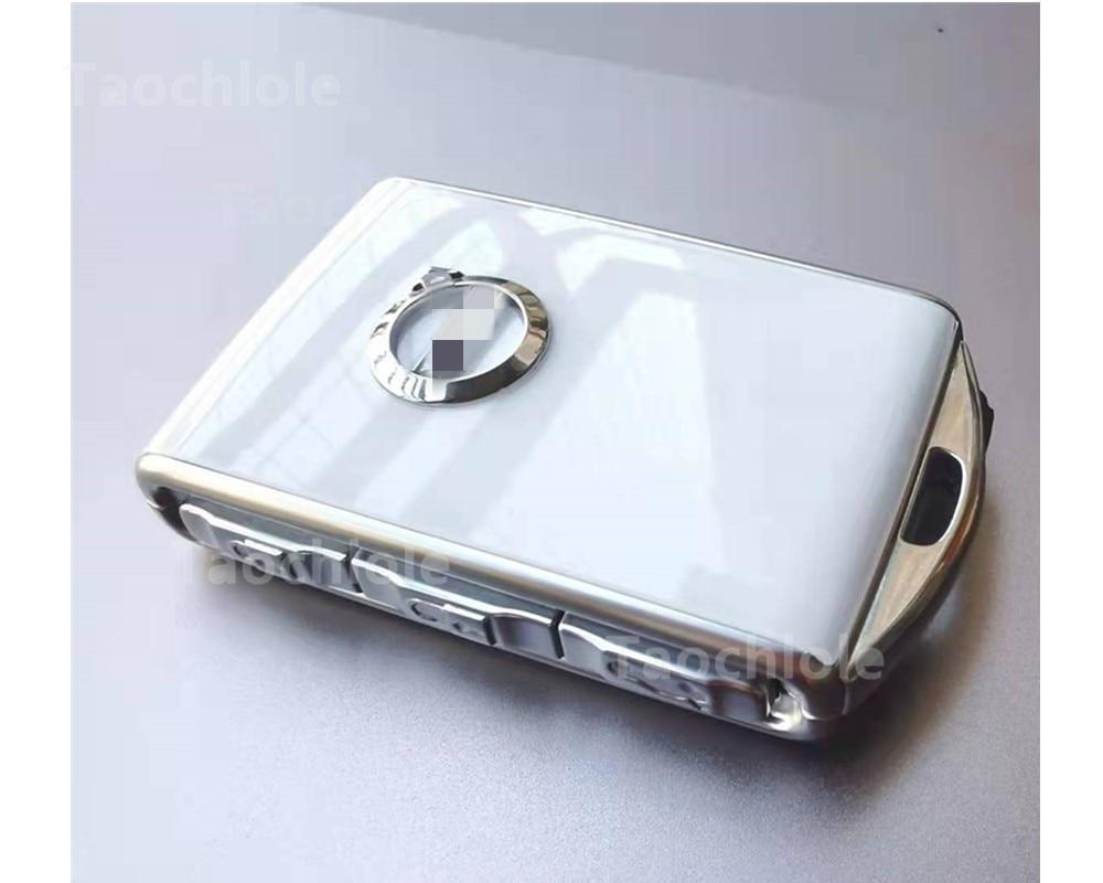 Модный чехол для автомобильных ключей, высококачественный чехол для автомобильных ключей, рамка из цинкового сплава, чехол для автомобильн...