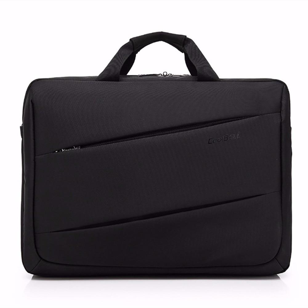 bag pitti bag COOLBELL Bag 17.3inch Laptop Bag Travel Business Bag Shoulder  Messenger Hand Bag Student Bag Nylon Waterproof Bag Men Bag