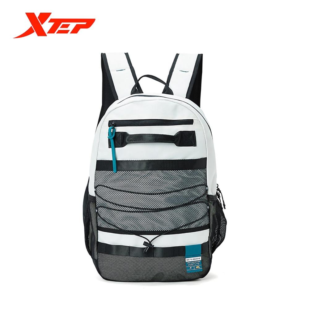 Спортивный рюкзак Xtep, Новинка лета 2021, трендовый рюкзак, мужской школьный рюкзак для улицы рюкзак для отдыха и путешествий 879337110011
