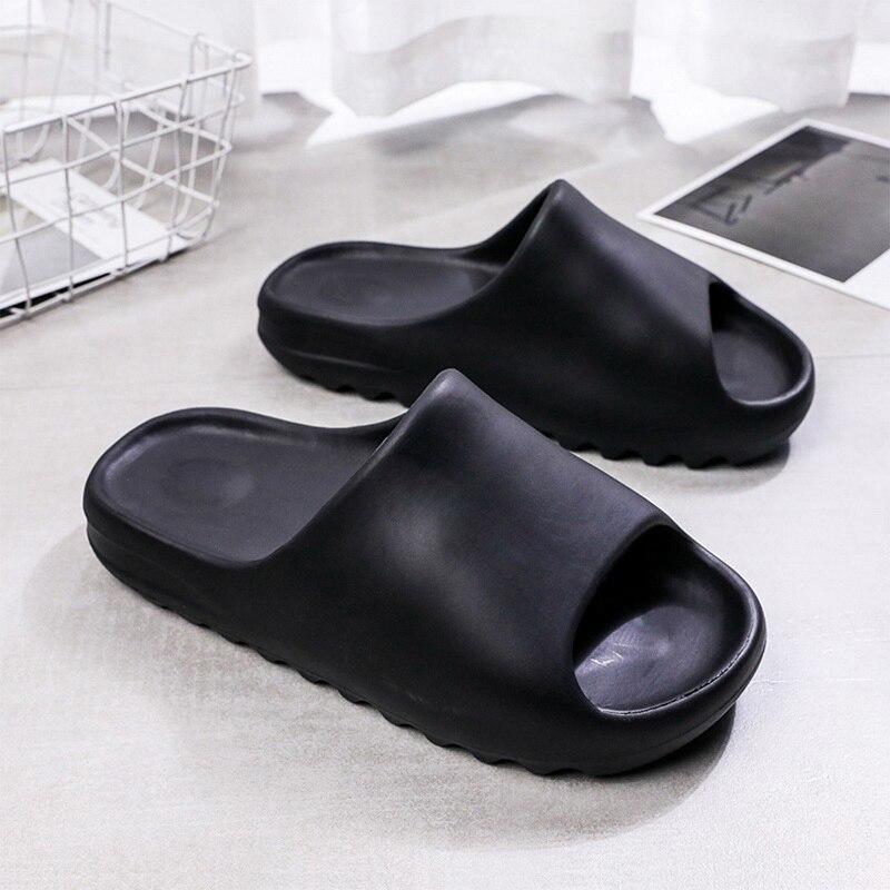 2021 New Slippers Men Indoor Home Summer Beach Ourdoor Slides Ladies Slipers Platform Mules Shoes Wo