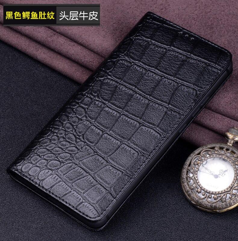 Роскошный флип-кейс из натуральной кожи для Huawei Honor 8x, кожаный полупакет, чехол для телефона Honor 8x Max, противоударные чехлы для телефонов