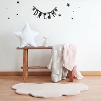 cloud cotton floor carpet home decor room floor mats hallway bedroom rugs door mat kids room living room baby playing mat