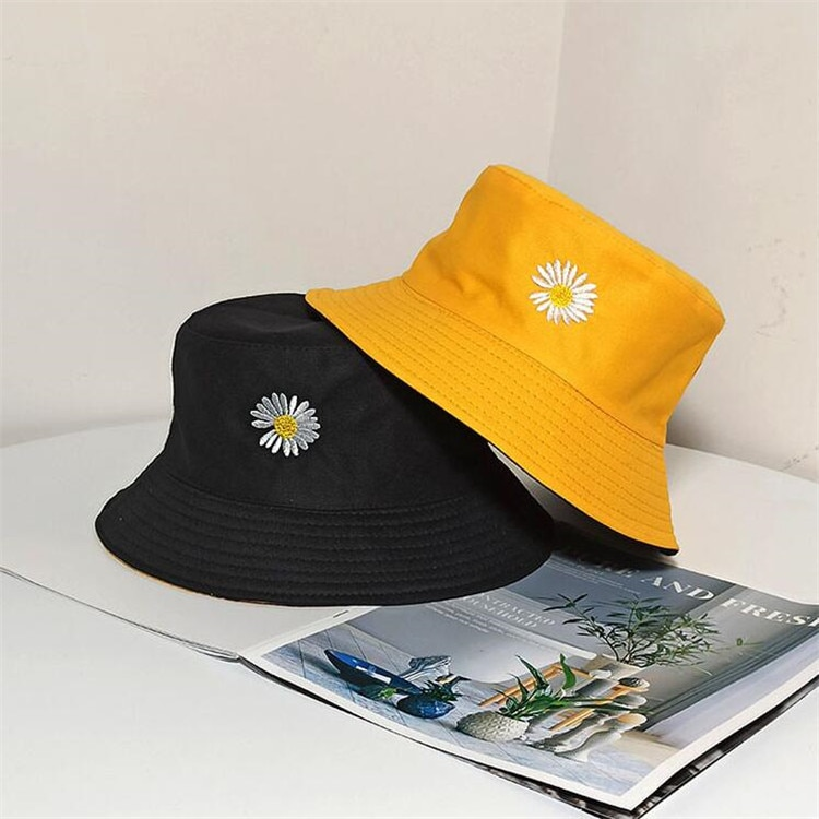 Sombrero de algodón con protección solar para exteriores para mujer, sombrero plegable Unisex de verano para pesca, gorra de Hip Hop, gorra de verano para hombre, sombrero de pescador para mujer