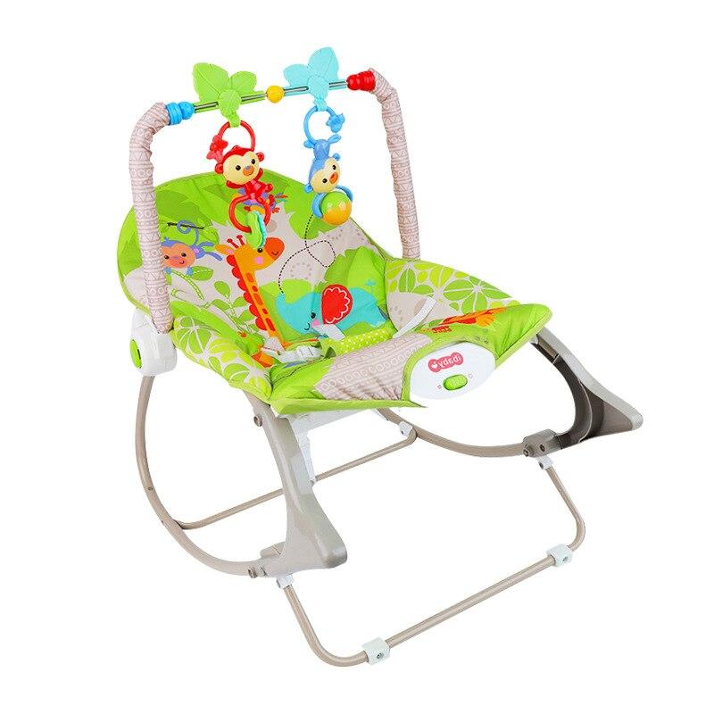 Balancín de bebé, balancín portátil, silla de bebé, columpio, silla reclinable, juguetes para bebés, mecedora, cuna infantil