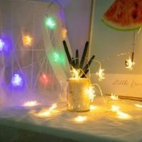 1m 3m 6m led ramadan moon star string lights ramadan decoration for home birthday wedding decoration garland eid mubarak gifts