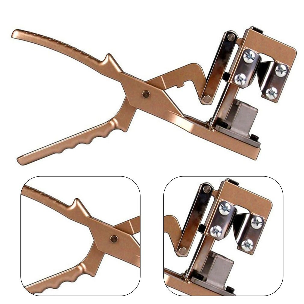 Grafting scissors with aluminum alloy handle Gardening Pruning Tools SK5 Blade Gardening Tools Pruning Shears Scissor
