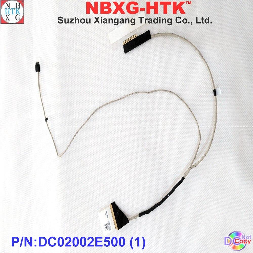 Новый кабель для ноутбука acer Aspire S5-371 S5-371t ORG P/N: DC02002E500 Замена Ремонт ноутбука ЖК LVDS кабель